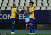 [美洲杯]巴西1-0智利 帕奎塔破門熱蘇斯染紅