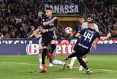 [意甲]国际米兰1-1罗马