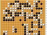 动图棋谱-围棋女队少年队对抗 王星昊执白中盘胜王爽