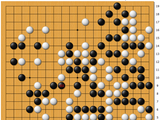 动图棋谱-龙星战预选赛首日 吴依铭胜王磐晋级