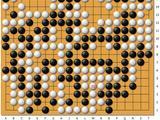 动图棋谱-农心杯选拔赛李昌镐1.5目胜李炫准