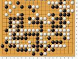 动图棋谱-围甲季后赛首轮 谢尔豪中盘胜陈耀烨