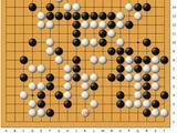 动图棋谱-围棋女队少年队对抗 周泓余中盘胜王春晖