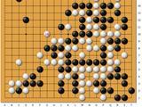 动图棋谱-围棋女队少年队对抗 唐嘉雯中盘胜金禹丞