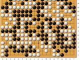 动图棋谱-围棋女队少年队对抗 於之莹3/4子胜李昊潼