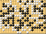 动图棋谱-新秀赛半决赛战罢 刘宇航方若曦晋级决赛
