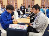 高清-四智会围棋团体赛第三轮 柯洁迎战芈昱廷