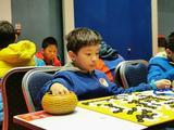高清-江西段位赛融创海世界举行 小棋手对弈全神贯注
