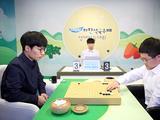 幻灯-韩国河灿锡杯不停摆 上届冠军胜初段晋级八强