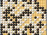 动图棋谱-农心杯杨鼎新胜李东勋 迎来五连胜