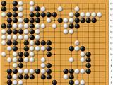 动图棋谱-棋圣战资格赛16强战 王星昊胜李轩豪