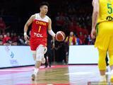 热身赛:中国男篮VS巴西男篮