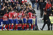 [西甲]马德里竞技3-0阿拉维斯