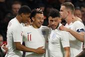 [热身赛]荷兰0-1英格兰