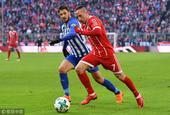 [德甲]拜仁慕尼黑0-0柏林赫塔