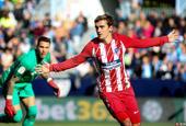 [西甲]马拉加0-1马德里竞技