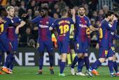 [西甲]巴塞罗那6-1赫罗纳
