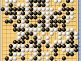 动图棋谱-个人赛男子第5轮 吕立言胜芮乃伟