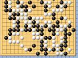 动图棋谱-感恩杯第一轮 范蕴若胜芝野虎丸