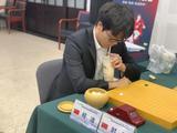 高清-梦百合杯32强赛  柯洁内战时越