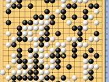 动图棋谱-第45期天元战挑战赛I 许家元胜井山裕太