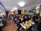 高清-丝绸之路国际城市围棋赛 近60位选手捉对厮杀