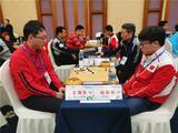 高清-围棋团体赛拉开战幕 上海时越VS山东江维杰