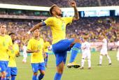 【热身赛】巴西2-0美国