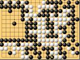 动图棋谱-新人王赛决赛1局 周泓余胜陈豪鑫