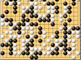 动图棋谱-围甲第4轮 柯洁胜申真谞辜梓豪胜朴廷桓