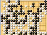 动图棋谱-南珠杯决赛首局 马天放不敌赵健男