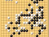 动图棋谱-西南棋王赛八强 柯洁胜廖元赫晋级