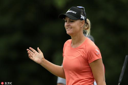 LPGA梅杰尔精英赛第三轮