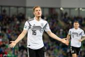 [欧预赛]北爱尔兰0-2德国