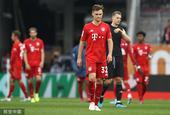 [德甲]奥格斯堡2-2拜仁慕尼黑
