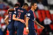 [法甲]巴黎圣日耳曼1-0梅斯