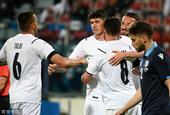 [熱身賽]意大利7-0圣馬力諾