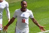 [欧洲杯]英格兰1-0克罗地亚 斯特林破门