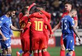 [欧预赛]塞浦路斯0-2比利时