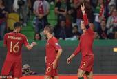 [欧预赛]葡萄牙3-0卢森堡