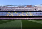 新浪体育带你走进诺坎普 感受欧洲最大球场