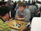 高清-大都荟杯围棋赛鏖战第三轮 高手云集同场博弈
