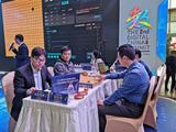 高清-数字中国峰会AI围棋赛打响 星阵围棋 VS LeelaZero