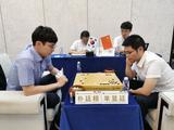 高清-世界围棋巅峰对决8强打响 朴廷桓芈昱廷出战