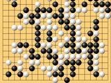 动图棋谱-杨鼎新胜一力辽 农心杯迎来四连胜