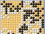 动图棋谱-女子擂台赛第12局 李赫负吴侑珍