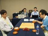 高清-业余围棋锦标赛第2日 世界各地棋手齐聚一堂