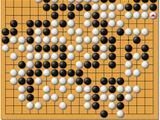 棋谱-梦百合半决赛首局