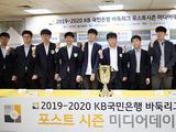 幻灯-韩国围棋联赛媒体日 申真谞崔精等集体亮相