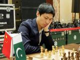 高清-上合组织国家团体赛首轮 温阳率领中国一队出战